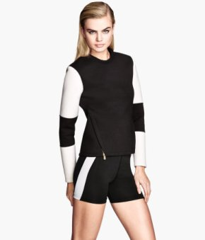 H&M Online Shopping Has Arrived, Along With it's Olympian Line